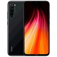 Xiaomi Redmi Note 8 4/128GB Black/Черный Global Version